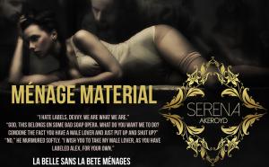 menage material teaser