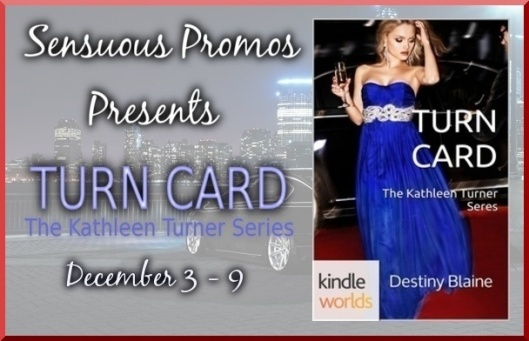Destiny Blaine Turn Card Book Tour