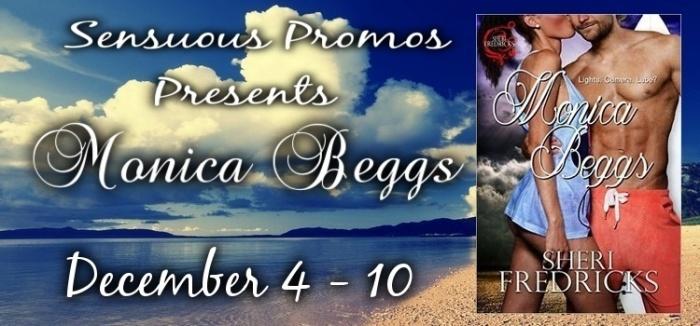 Sheri Fredericks Monica Beggs Book Tour
